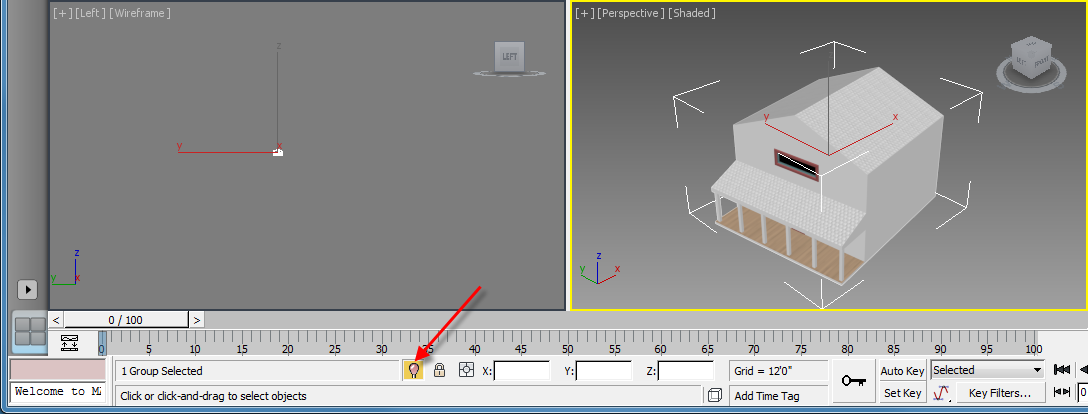 Understanding 2D and 3D Objects in 3ds Max P2